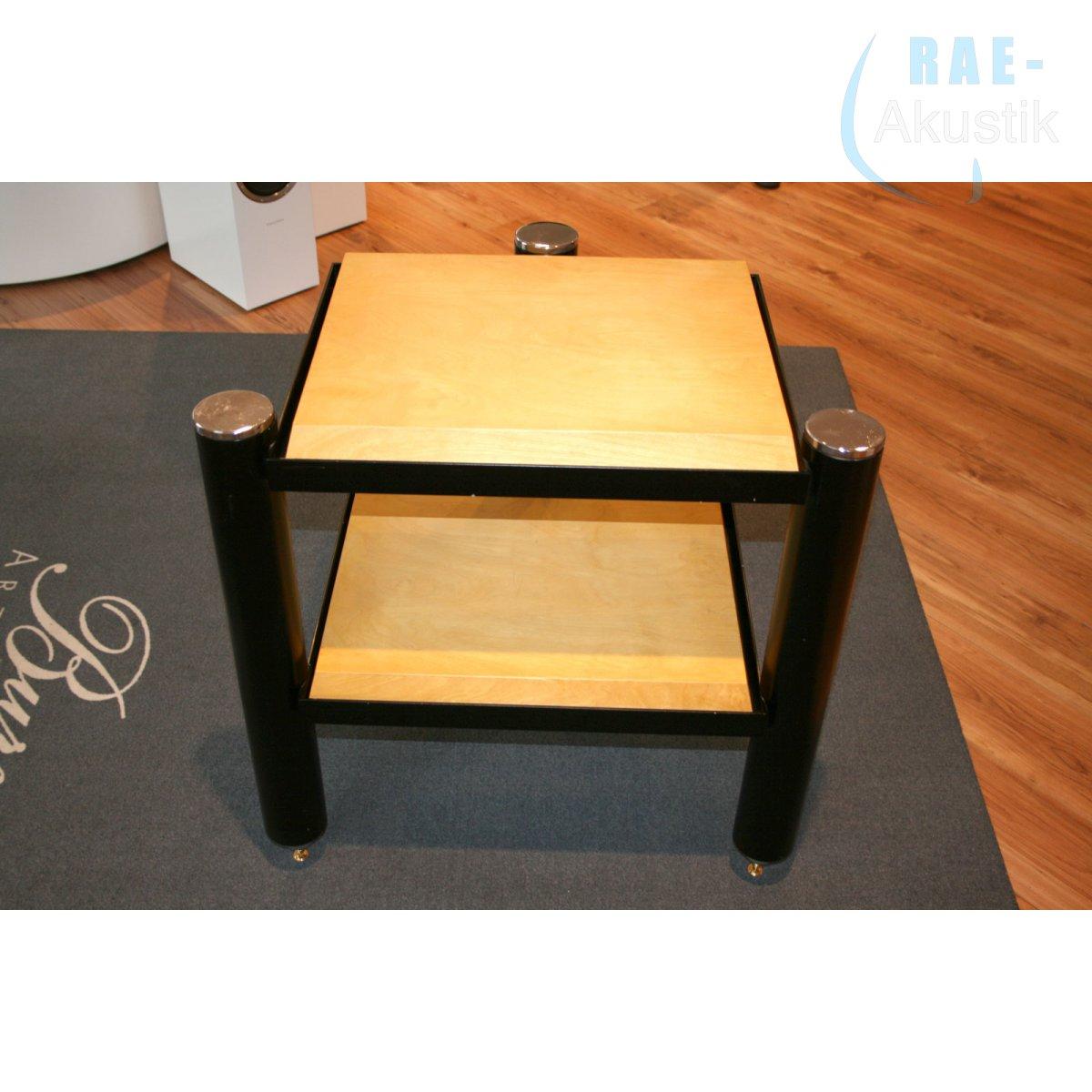 copulare high end hifi rack mit 2 ebenen. Black Bedroom Furniture Sets. Home Design Ideas