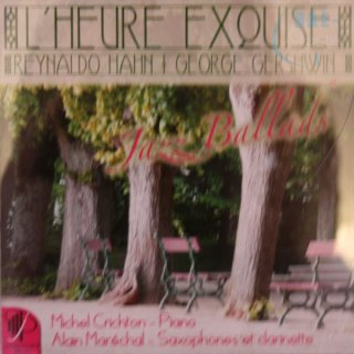 Audio CD Lheure Exquise - Jazz Ballads