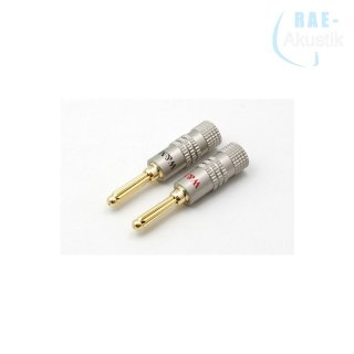 Bananenstecker BS-514 - Paarpreis