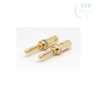 Federbananenstecker BS-511 - Paarpreis