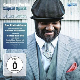 Gregory Porter - Liquid Spirit Deluxe Edition (CD + DVD)