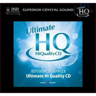 Reference Sampler Ultimate Hi Quality CD