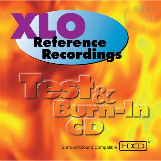 Test & Burn-In CD