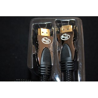 Silent WIRE Serie 12 HDMI Kabel High-Speed, Länge: 5,00 m, Neu + OVP