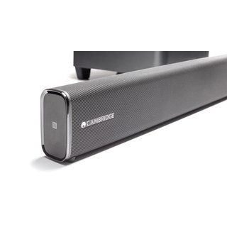 Cambridge Audio TVB2 v2 Bluetooth-Soundbar mit kabellosem Subwoofer