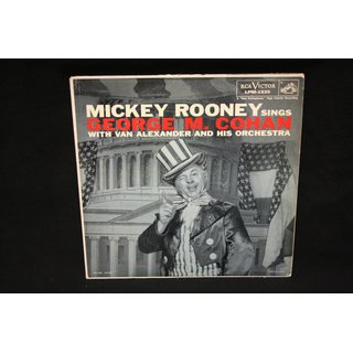 Mickey Rooney - George M. Cohan