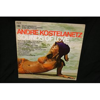 Andre Kostelanetz - Sounds Of Love