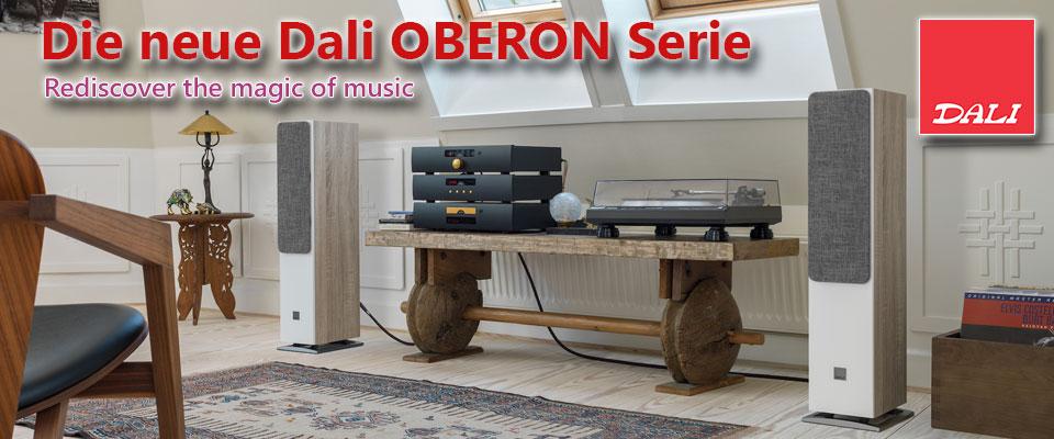 Dali OBERON Serie