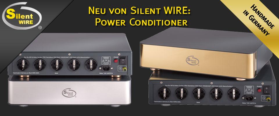 Silent WIRE Power Conditioner