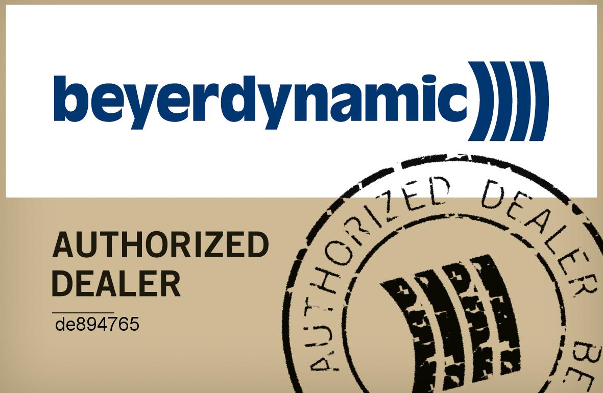 beyerdynamic AUTHORIZED DEALER