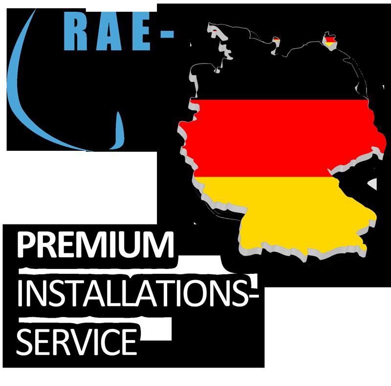 Deutschlandweiter Premium Installationsservice der RAE-Akustik