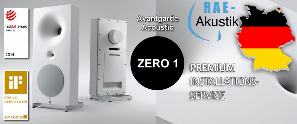Avantgarde Acoustic ZERO 1 / ZERO 1 PRO
